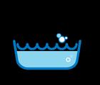 baby sponge bath 1