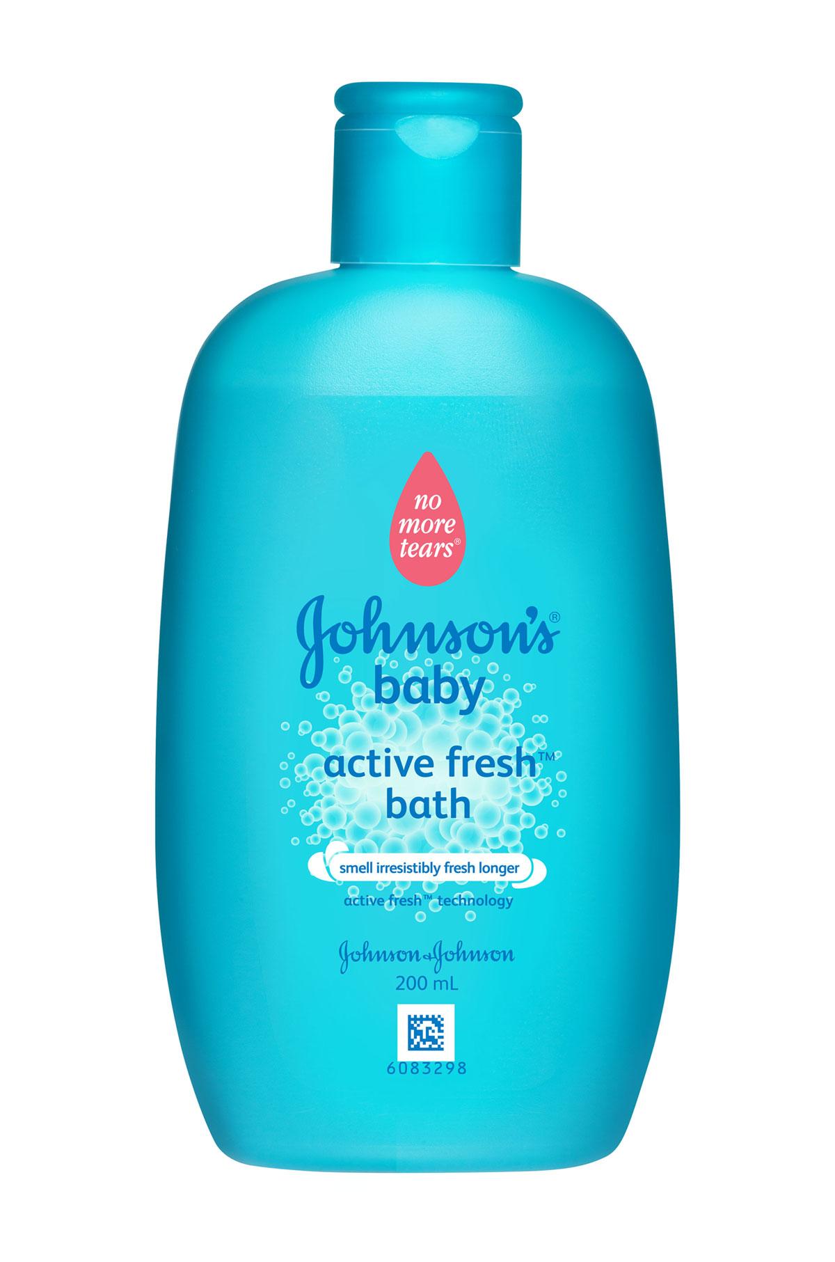 Johnson S 174 Baby Active Fresh Bath Johnson S 174 Baby