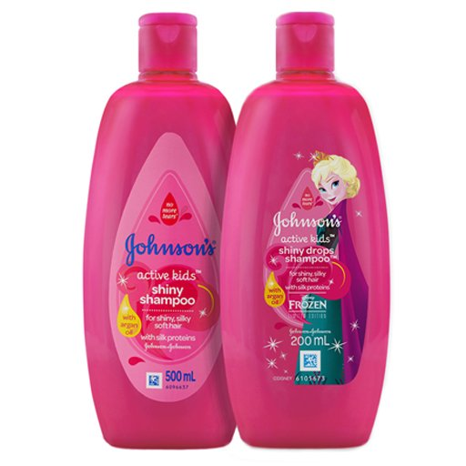 Johnson S 174 Active Kids Shiny Drops Shampoo Johnson S 174