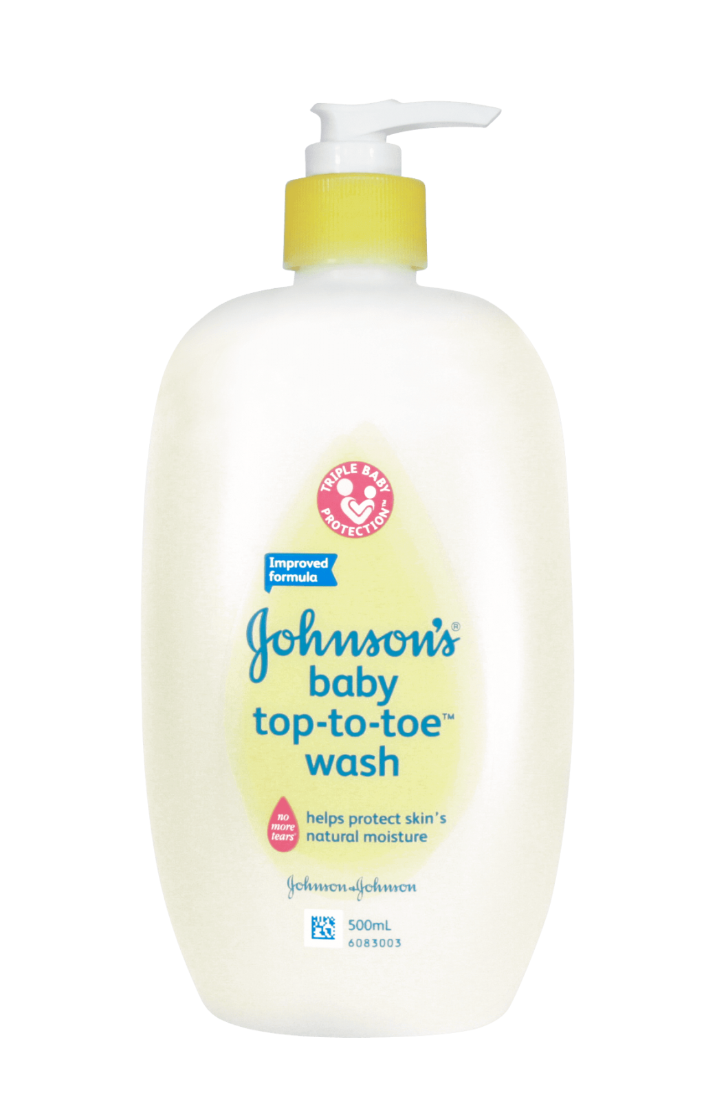 how to use johnson baby top to toe wash