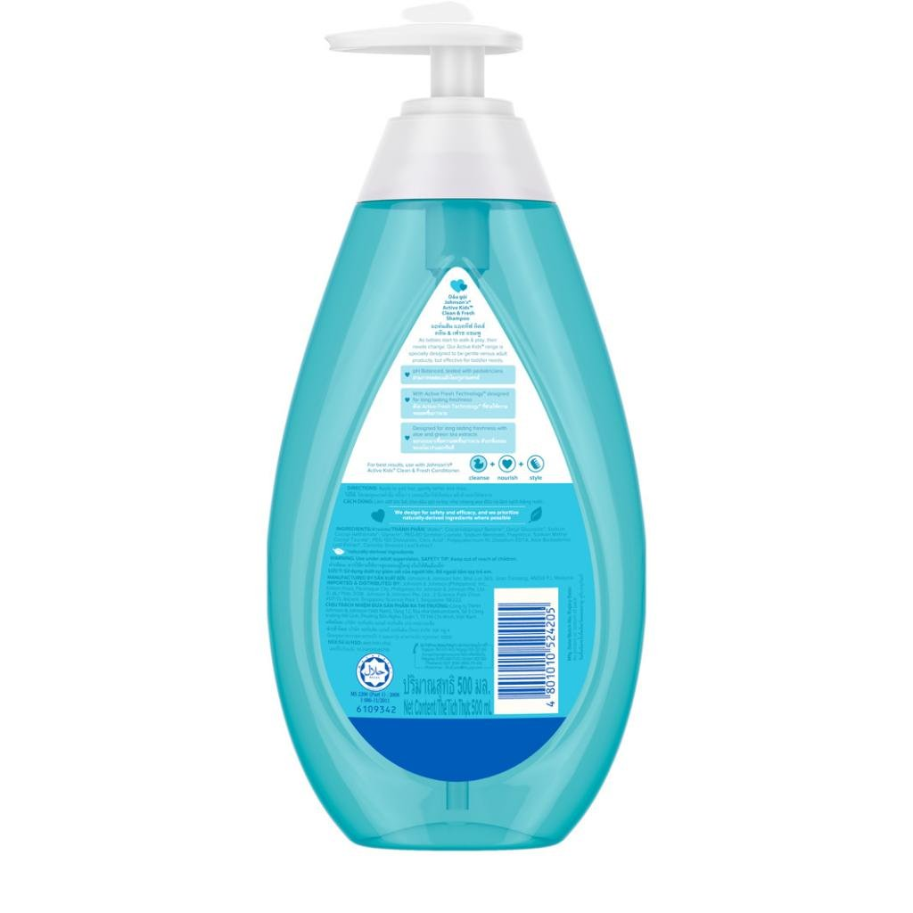 johnsons-active-kids-clean-fresh-shampoo-back